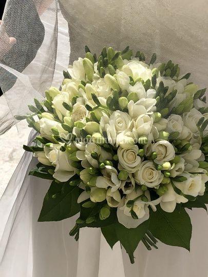 Bouquet - fresie