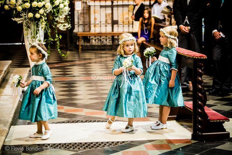 Bambini al Duomo di Chieri