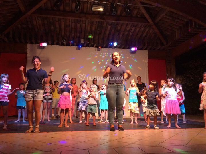 Baby dance per i piccoli