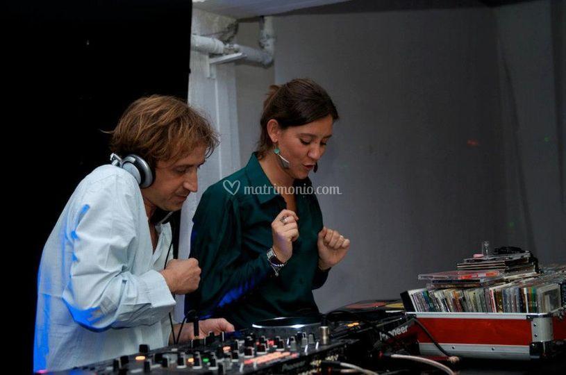 Robi&Ari dj set