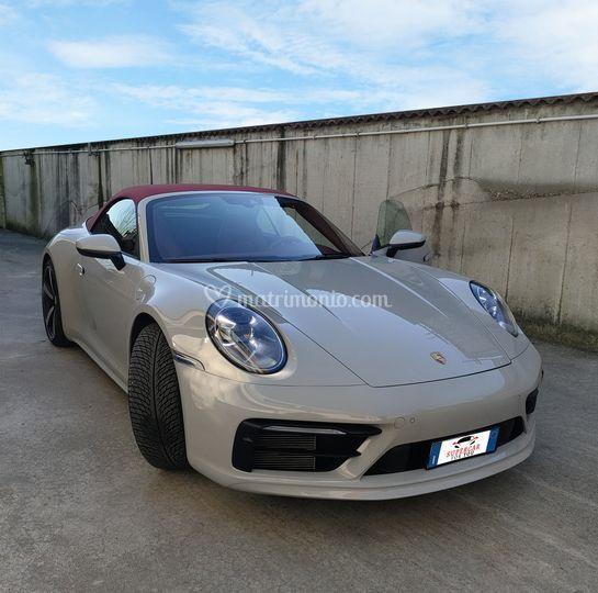 Porsche 992 spyder carrera 4s