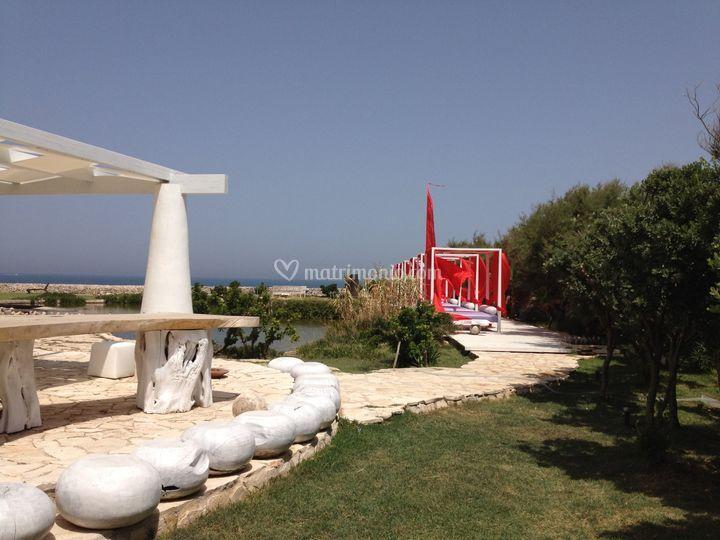 Plenilunio punta paradiso - Il giardino sul mare ...