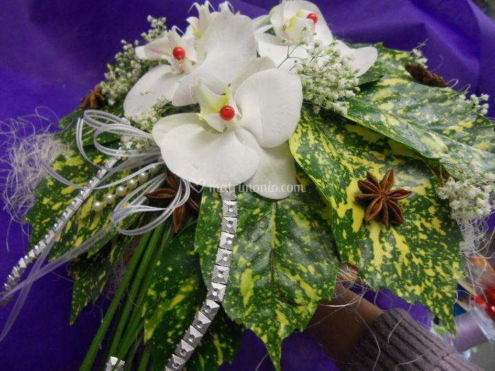 Ombrellino Sposa Bouquet