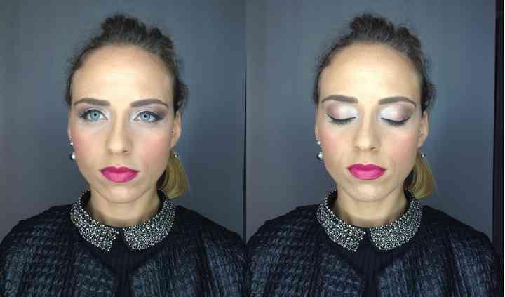 Make-up sposa celebrity