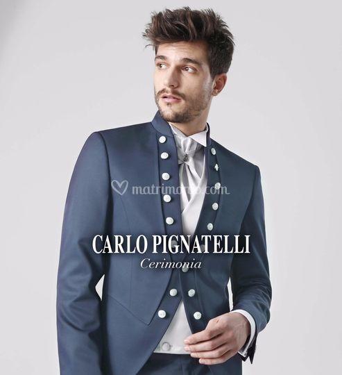 Carlo Pignatelli cerimonia