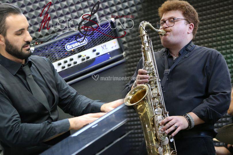 Duo Sax e Pianoforte