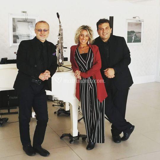 Trio Live con Sax