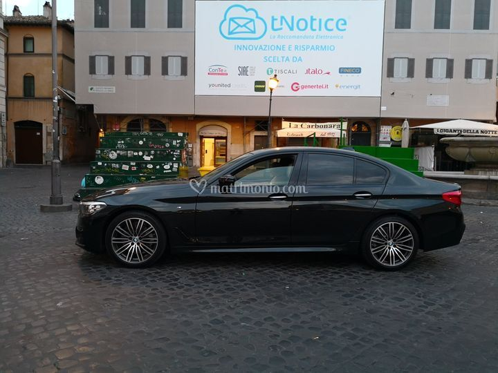 BMW serie 5 new model