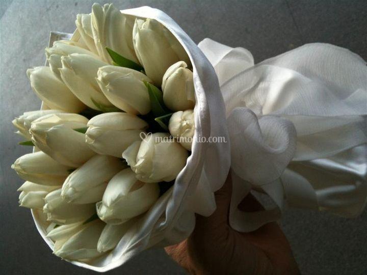 BOouquet tulipani