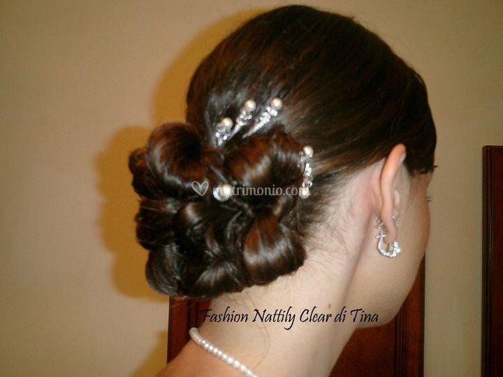 Fashion Nattily Clear di Tina