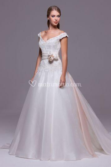 914b459cc614 Mod. Penelope di Linea Spose di Elena Belardinelli