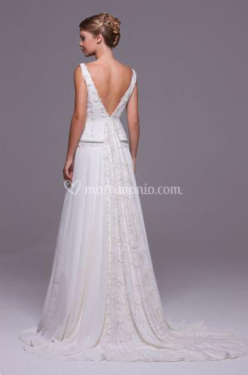 f565e5e249e2 Linea spose di elena belardinelli Mod. Antonia