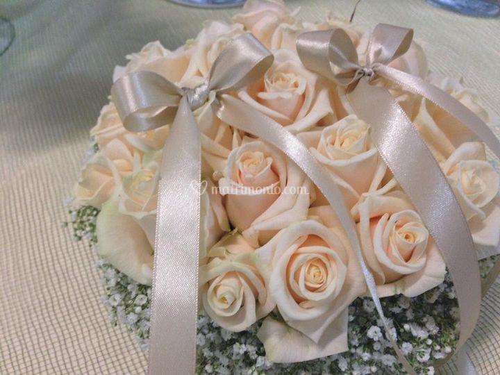 Delicate rose cipria