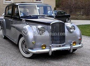 Rolls royce princess limo