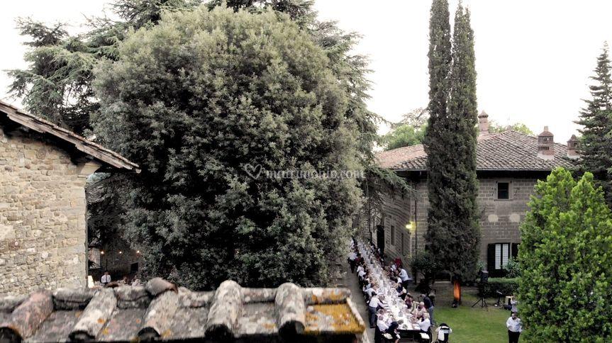 Buffet al Castello