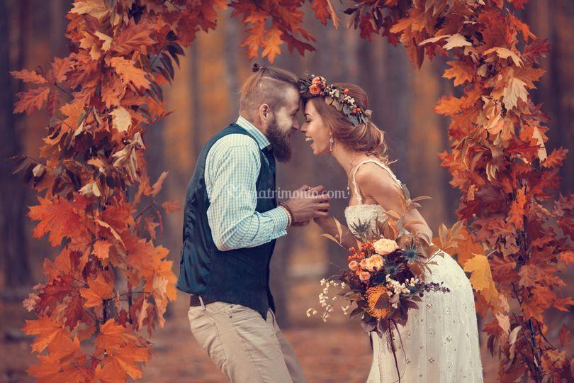 Nozze in autunno
