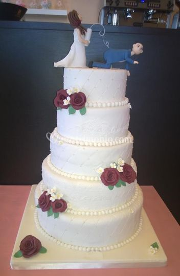 Cake Top particolare