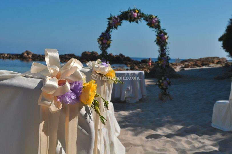 Matrimonio Simbolico Santorini : Hotel dei pini alghero