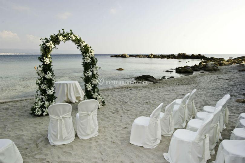 Matrimonio Simbolico Sardegna : Hotel dei pini alghero