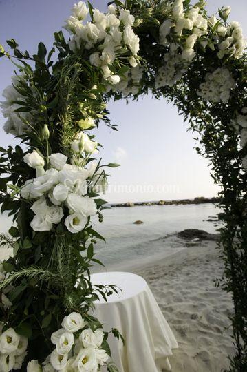 Matrimonio Simbolico- Spiaggia