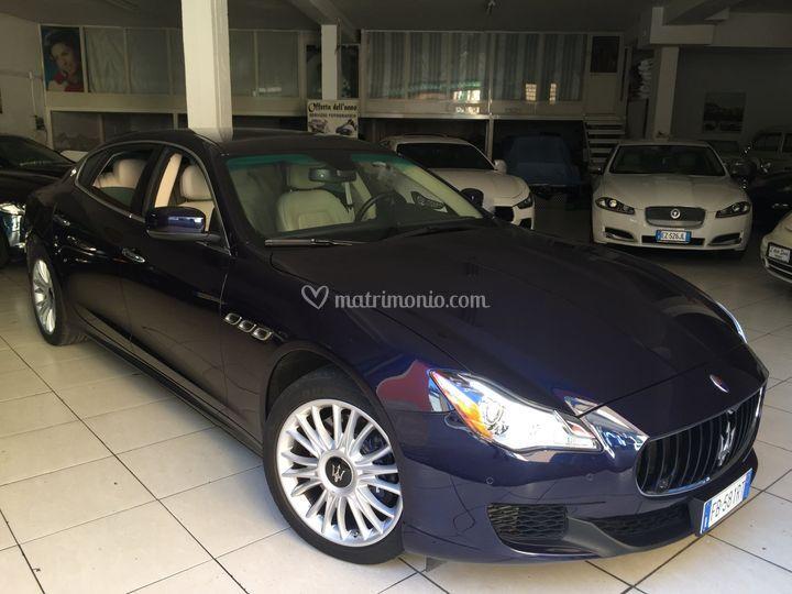 Maserati q4 ammiraglia