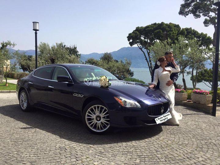 Maserati villa tiberiade