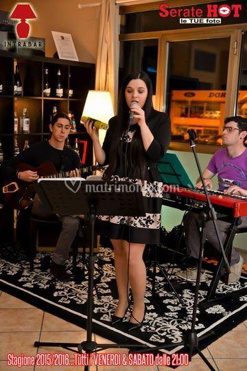 Liza & The Brothers trio