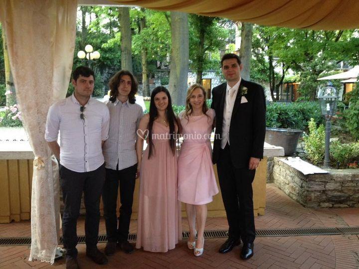 Castello Malvezzi BS matrimoni