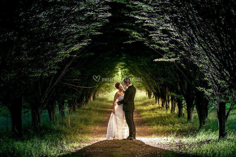 Matrimonio a ruda