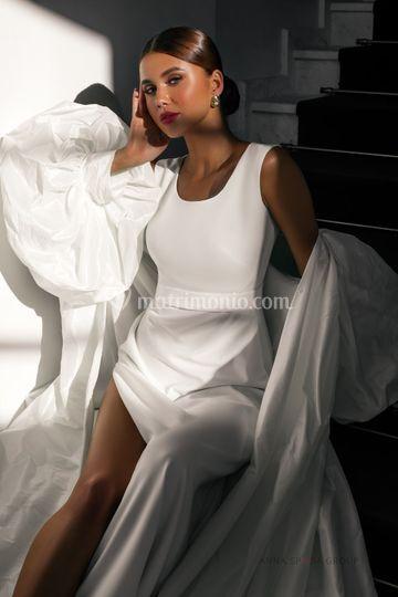 Modello langly elisa couture