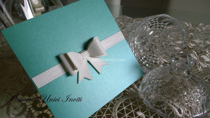 Invito Elegance in Tiffany