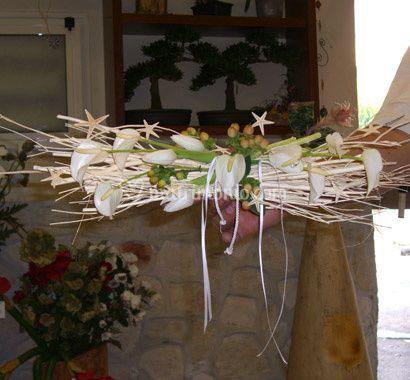 Dettagli floreali Luca Antignani