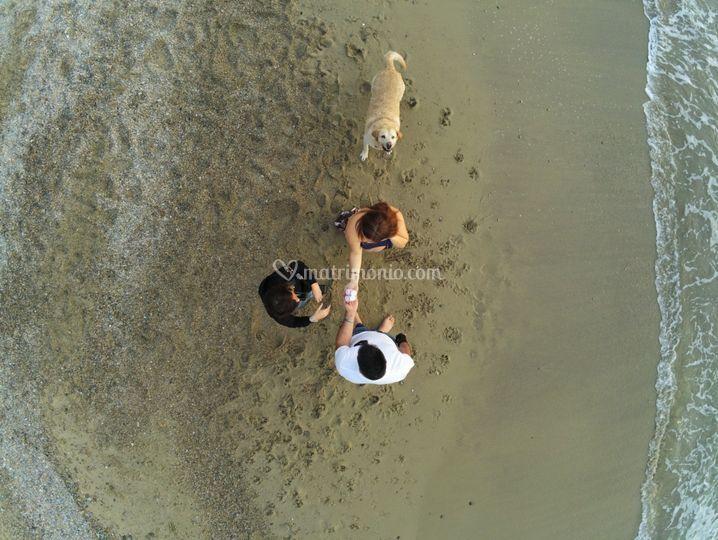 Visuale da Drone Professionale