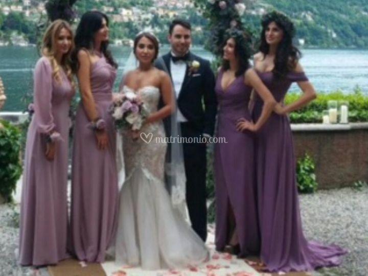 Bride from Dubai