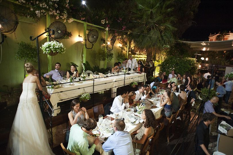 Wedding a Tel Aviv