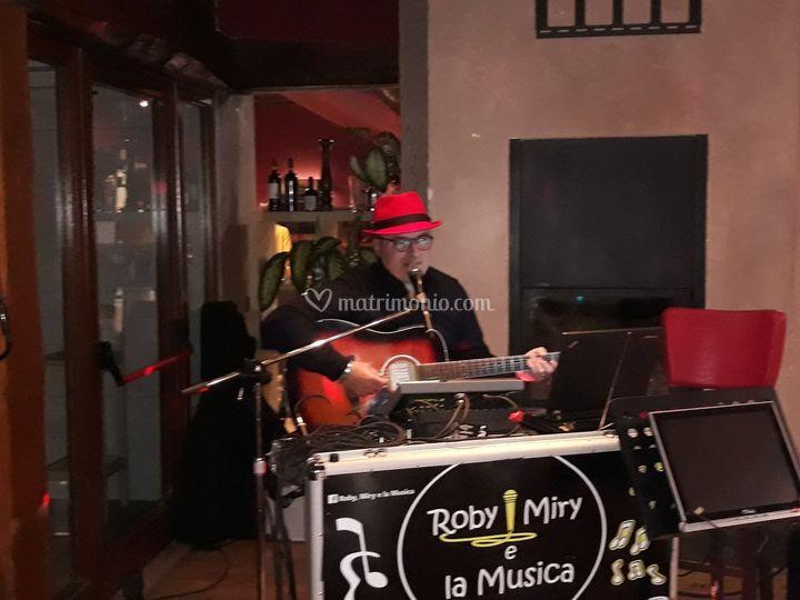 Roby, miry & la musica
