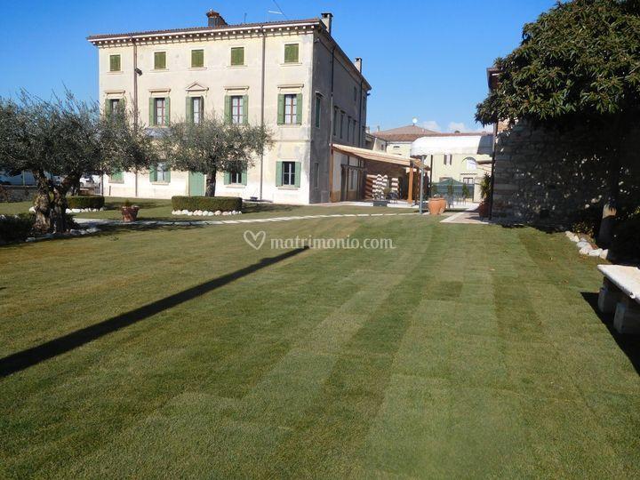Villa Arazzi Garden