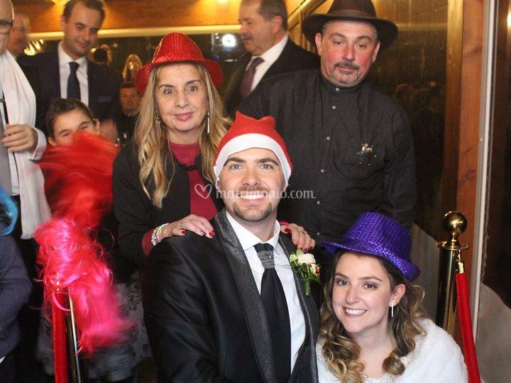 Wedding day - Photobooth Selfie Gozzi