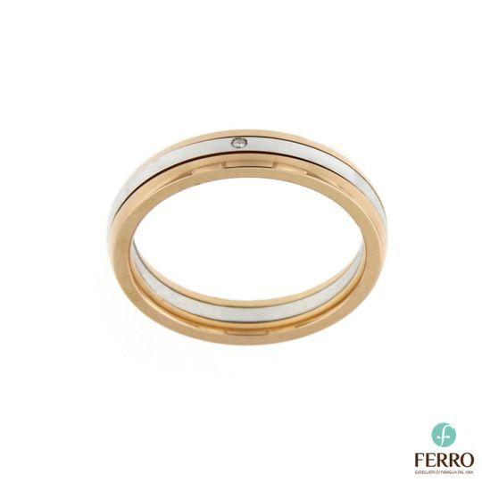 Fede ferro design misure 8-25