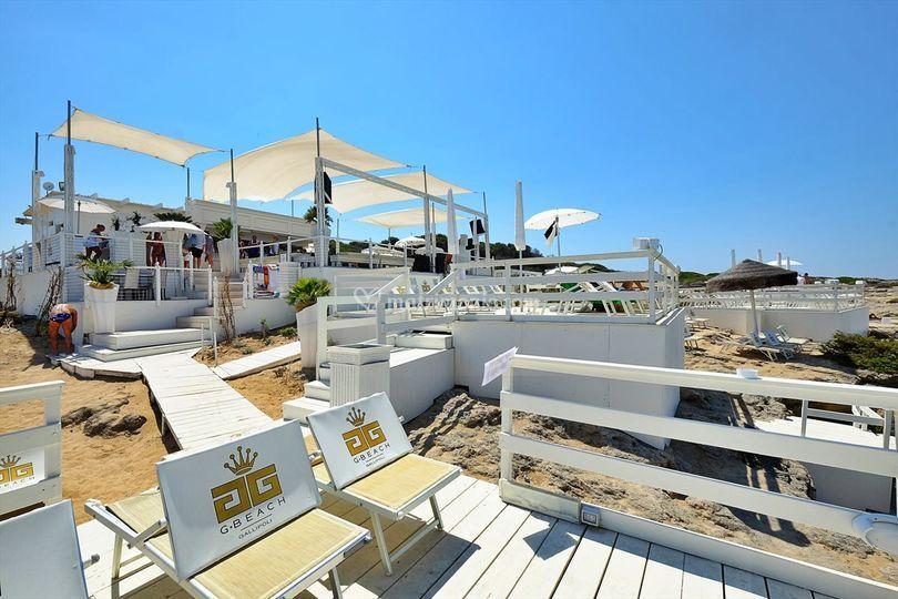 Lido G Beach