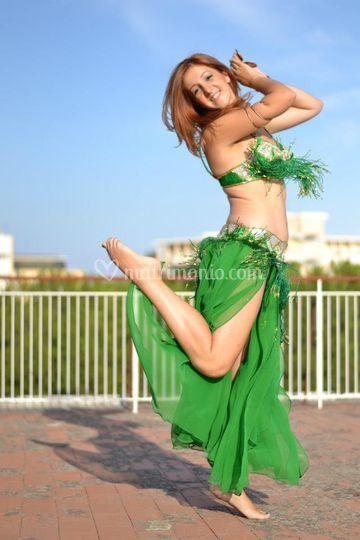 Danza orientale e tango