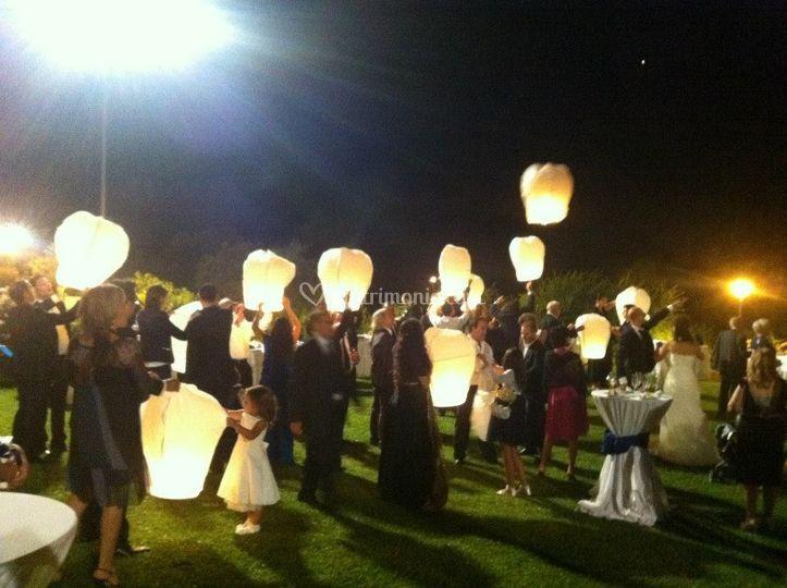 Lanterne volanti