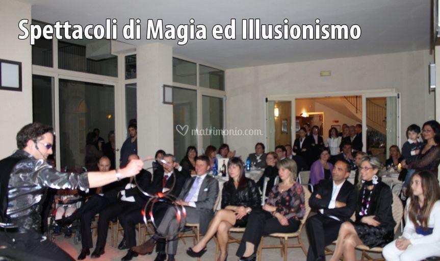 Magia ed illusionismo
