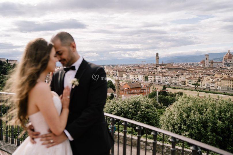 Wedding a Firenze