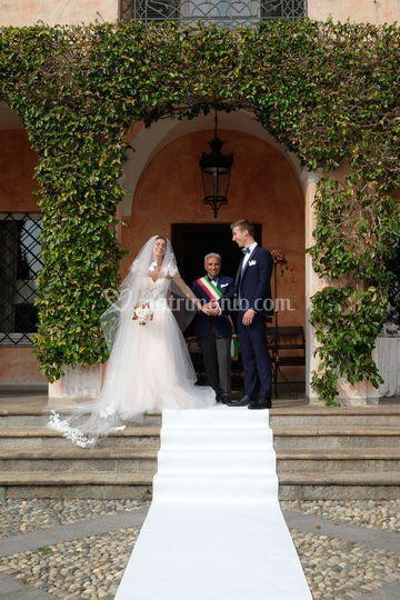 Matrimonio civile al Giocco
