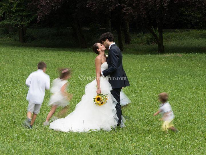 Matrimonio Villa Suardi