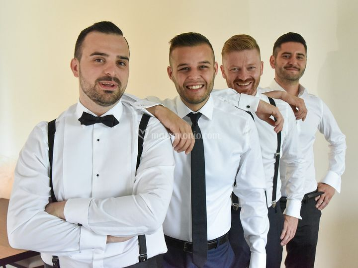 Wedding gang