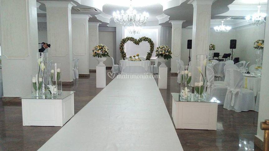 Villa Reale Affitto Sala