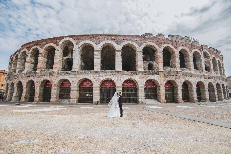 Chiara Zardini Wedding Photo