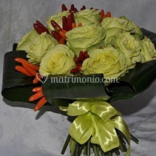 Bouquet con peperoncini
